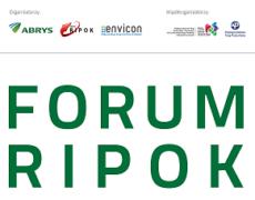 Piotr Szewczyk zaprasza na FORUM RIPOK podczas ENVICON 2016