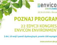 Sesja odpady i forum RIPOK podczas ENVICON